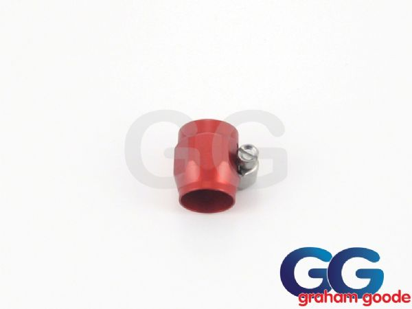 Goodridge -8 Hose End Finisher Red 936-08DR